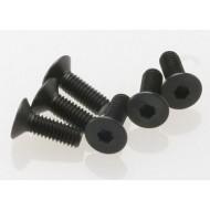 Screws, 4x12mm countersun