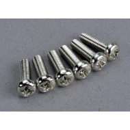 Screws 3x10mm roundhead machin