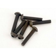 Screws 3x15mm button head mach