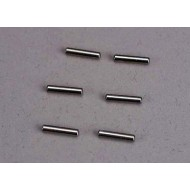 Stub axle pin 4pcs