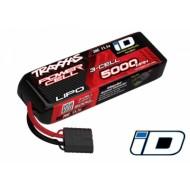 Li-Po Battery 3S 11,1V 5000mAh 25C iD-connector (135mm)