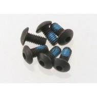Screws M2,5x5 button head