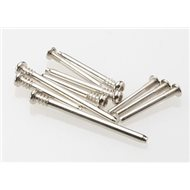 Suspension screw pin set