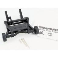 Wheelie bar assembly for Stamp