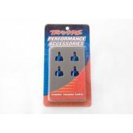 Shock Caps alum. blue (4)