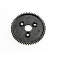 Spur gear, 62-tooth (0.8 metri