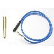 Lead wire glow plug