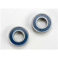 Ball bearing 6x12x4 blue pair