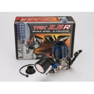 TRX2.5R Revo engine