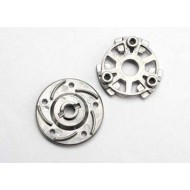 Slipper pressure plate & hub Alu