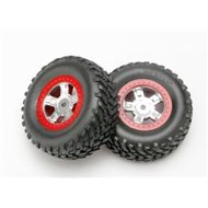 Tire and Wheels, SCT/SCT 1/16