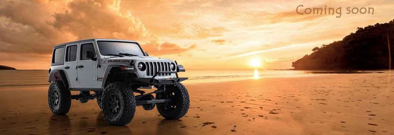 Jeep Wrangler Coming Soon