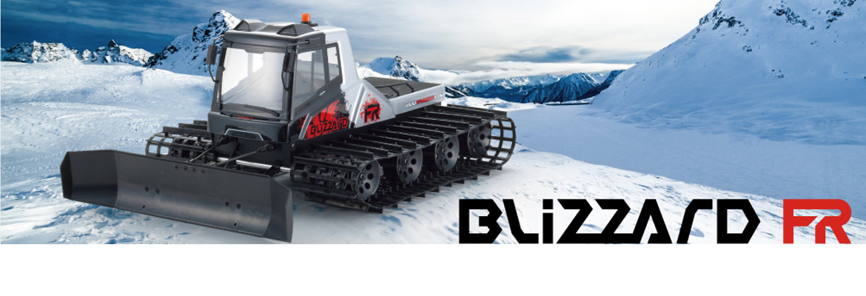 Kyosho Blizzard 2.0