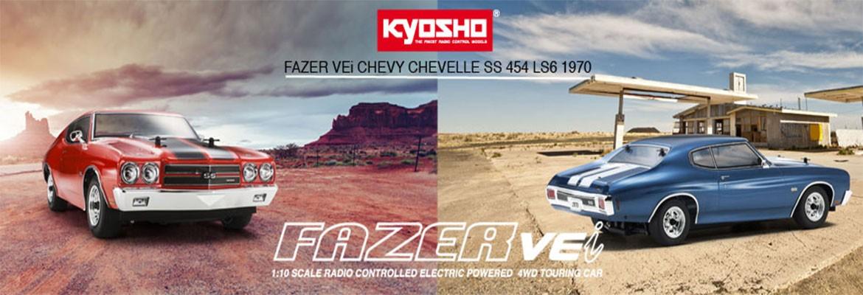 Kyosho Fazer Chevy Chevelle