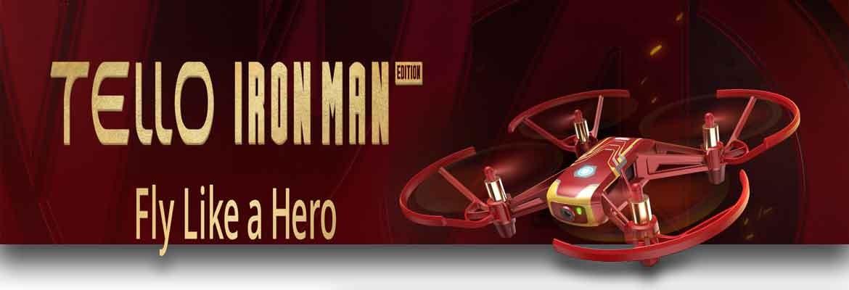 Tello Iron Man