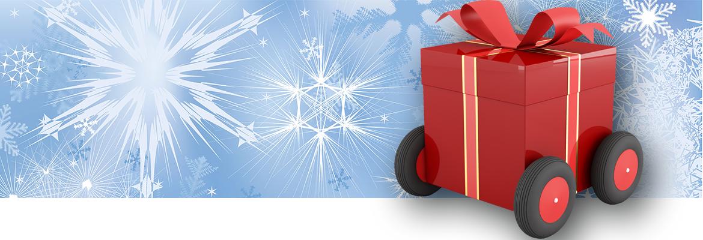 Joulun kovimmat paketit